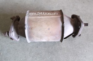 JDM Accord CL1 Euro R Catalytic Converter