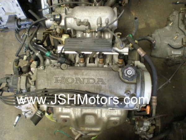 JDM Sohc Zc Engine Long Block