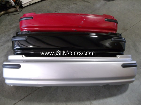 JDM 96-00 Civic Ek4 SiR Hatchback Rear Bumper