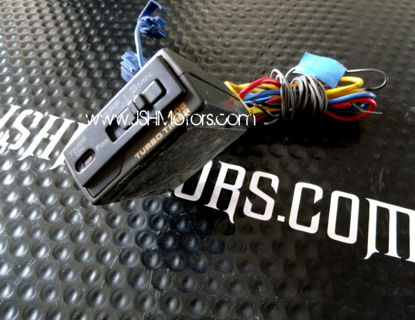 Fizz Turbo Timer Wiring Diagram
