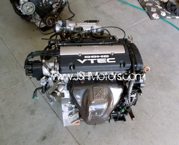 Jdm H A Motor Odb