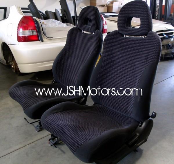 Jdm Civic Eg Checkered Front Seats Anniverssary on 92 Integra Interior
