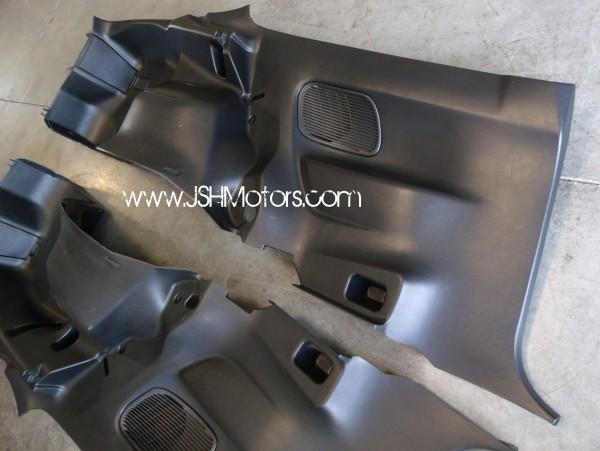 jdm integra dc rear interior panel trim