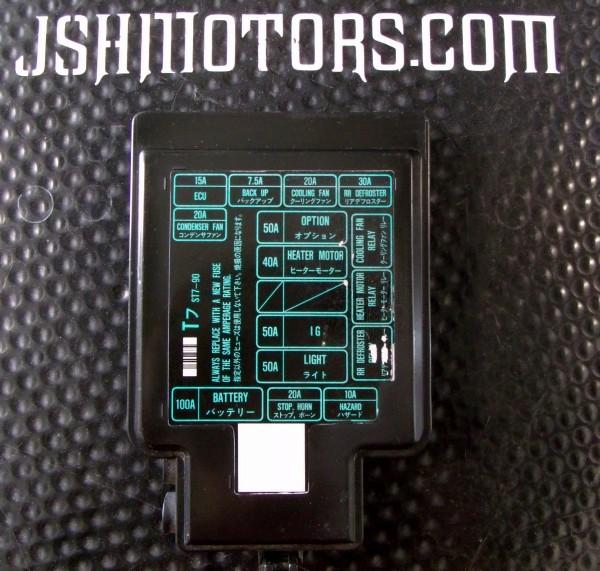 Diagram  Honda Civic Ek Fuse Box Diagram Full Version Hd Quality Box Diagram