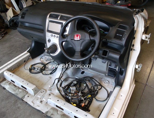 Jdm Civic Ep3 Type R Right Hand Drive Conversion