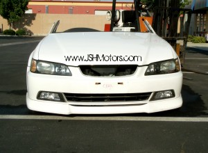 JDM Accord CF4 SiR-T Front End Conversion