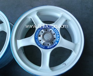 Advan Racing TC Touring Competition Wheels