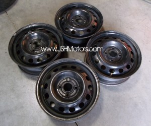Honda OEM Steel Wheels