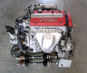 JDM H22a Euro R Complete Swap