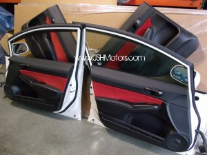 JDM Civic Type R FD2 Door Panels