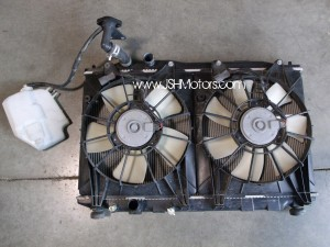 JDM Civic FD2 Type R Radiator OEM Honda